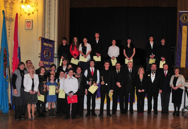 Finalisti Lions gradn prixa 2013.