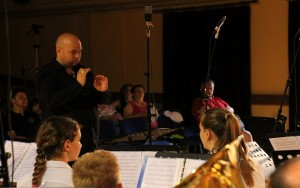 Dirigent Romano Hantih
