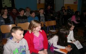 Publika (učenici, nastavnici i dio roditelja)