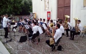 Orkestar iz Skradina i Vrpolja