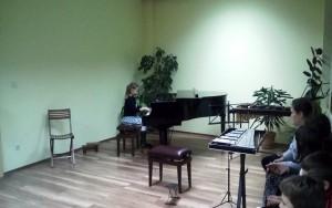 Lea Krakar, 1. razred, klavir